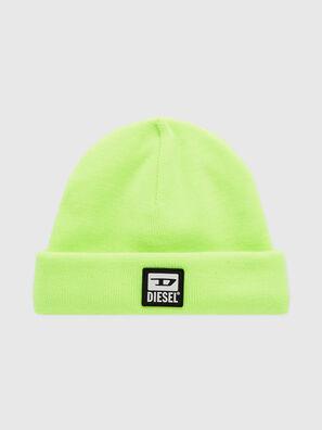 K-XAU, Green Fluo - Knit caps