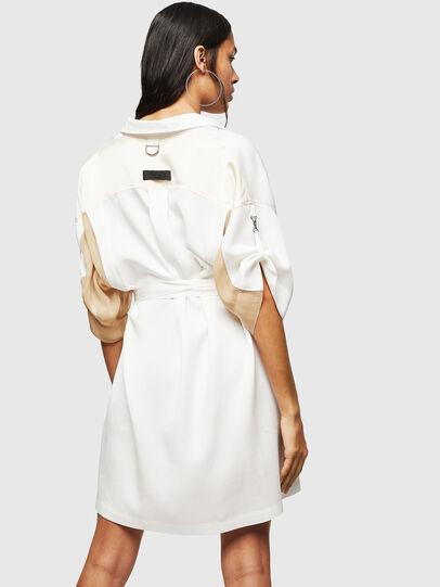 Diesel - D-TIEP, White - Dresses - Image 2