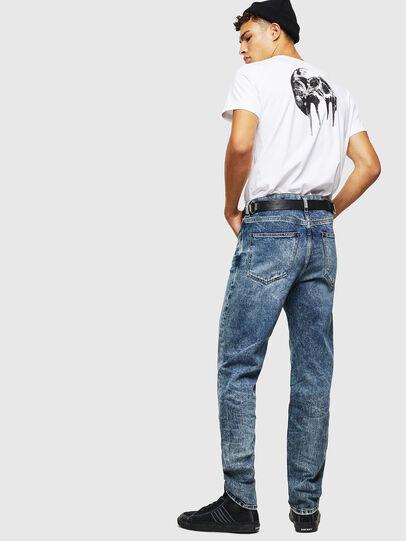 Diesel - D-Macs 0097G, Medium blue - Jeans - Image 7