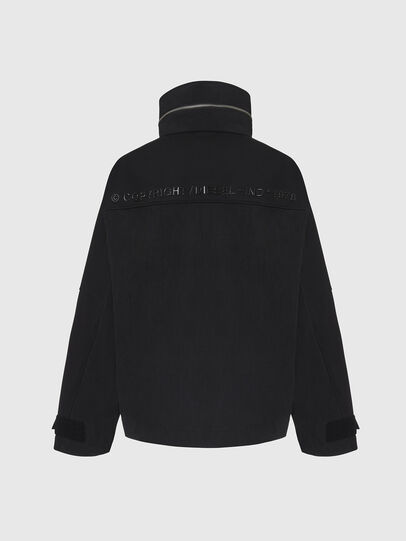 Diesel - G-RANDY, Black - Jackets - Image 2