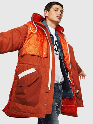 W-KOVIK, Orange - Winter Jackets