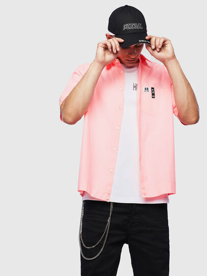 Diesel - S-FRY-FLUO,  - Shirts - Image 4