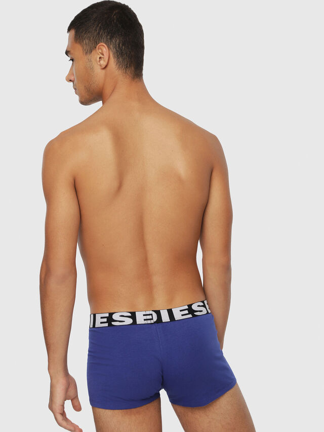 Diesel UMBX-SHAWNTHREEPACK, Black/Blue - Trunks - Image 3