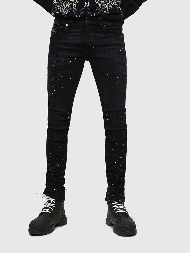 Sleenker Zip 0093X,  - Jeans