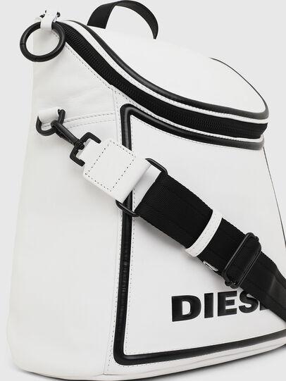 Diesel - SPYNEA, White/Black - Backpacks - Image 4