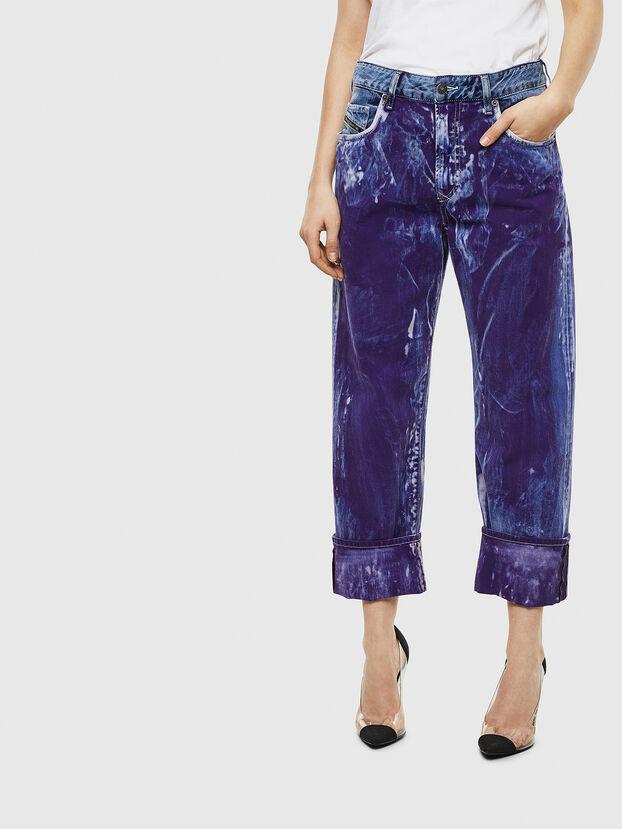 D-Reggy 069NW, Medium blue - Jeans