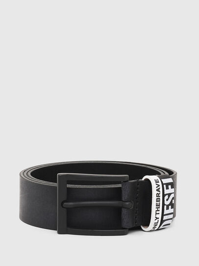 Diesel - B-ELEN, Black - Belts - Image 1