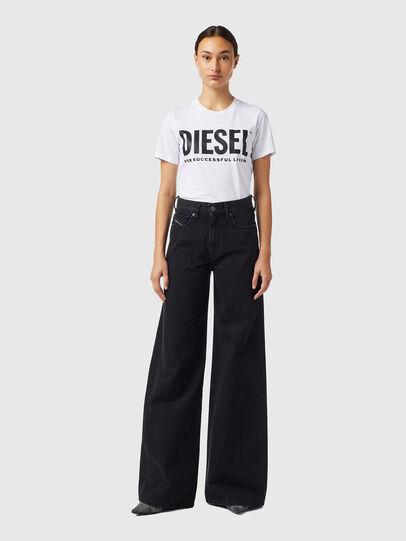 Diesel - D-Akemi Z09RL, Black/Dark grey - Jeans - Image 5