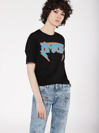 T-JUST-W4-FL,  - T-Shirts