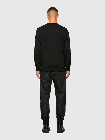 Diesel - S-GIRK-CUTY, Black - Sweaters - Image 5