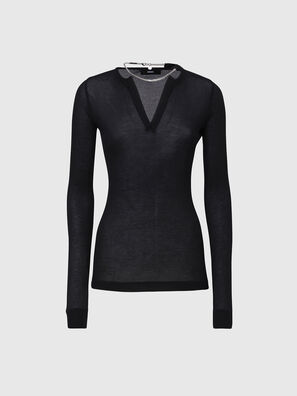 T-PAENA, Black - Tops