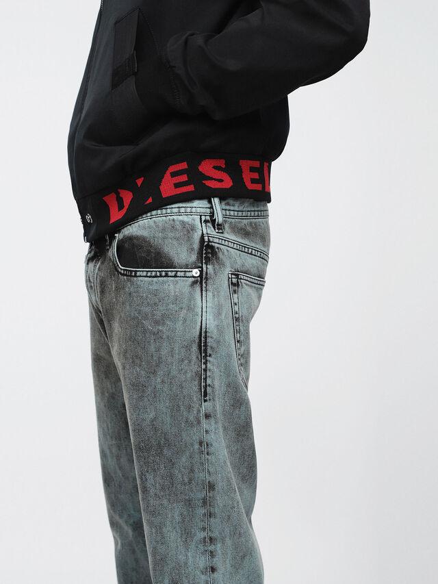 Diesel - J-GATE, Black - Jackets - Image 3