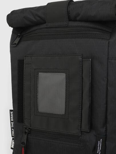 Diesel - KOGA, Black - Backpacks - Image 5