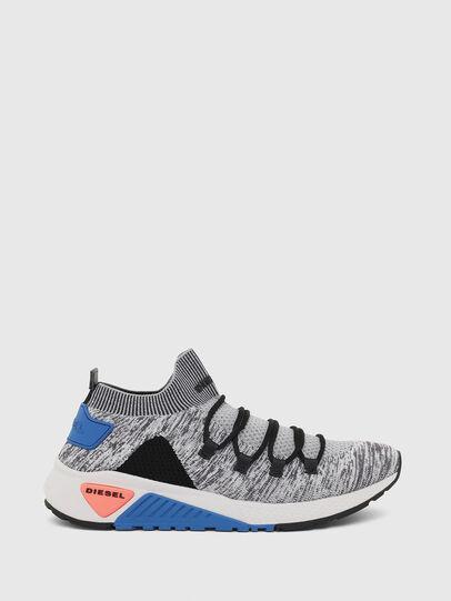 Diesel - S-KB ATHL LACE, Grey/Blue - Sneakers - Image 1