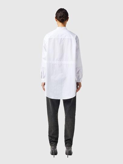 Diesel - C-EILENES, White - Shirts - Image 5