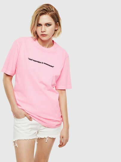 Diesel - T-JUST-NEON,  - T-Shirts - Image 2