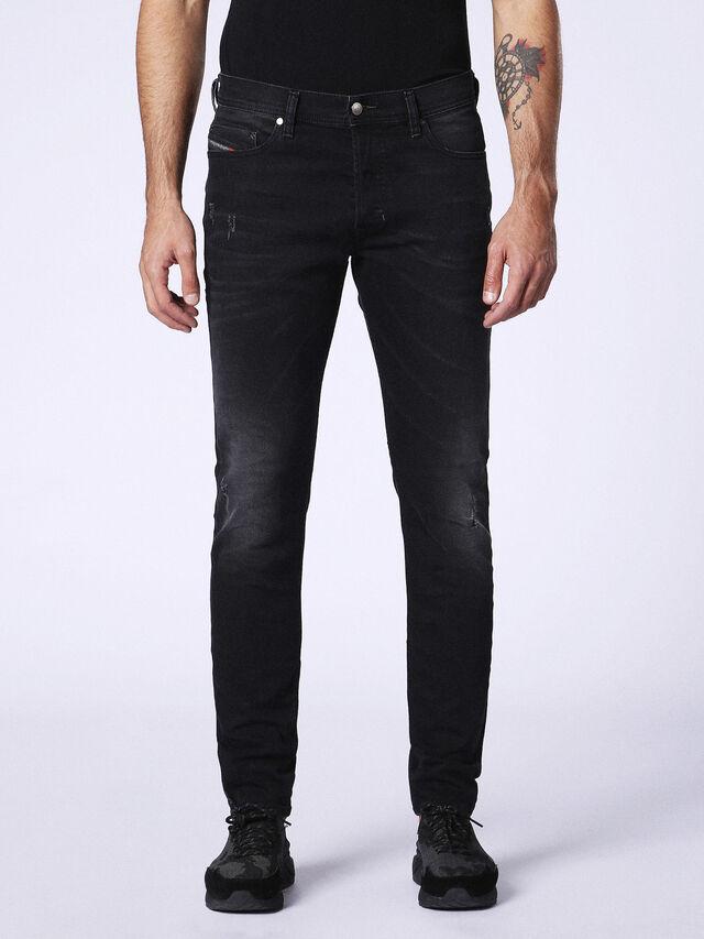 TEPPHAR 084NG, Black Jeans