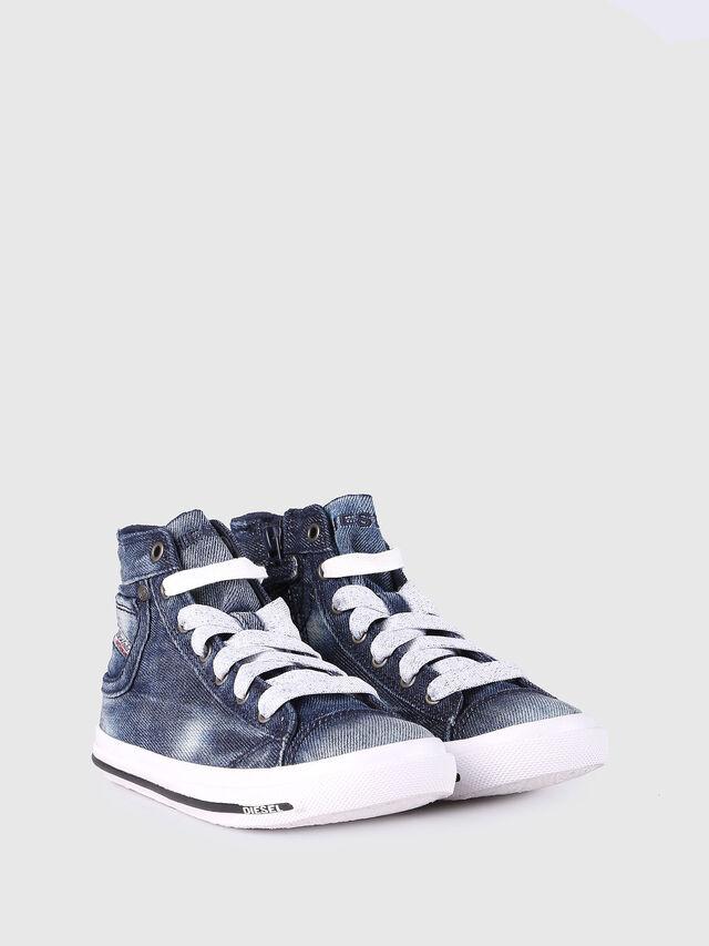 Diesel - SN MID 20 EXPOSURE C, Blue Jeans - Footwear - Image 2