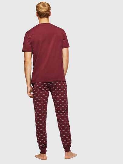 Diesel - UMSET-JAKE-JULIO, Bordeaux - Pajamas - Image 2