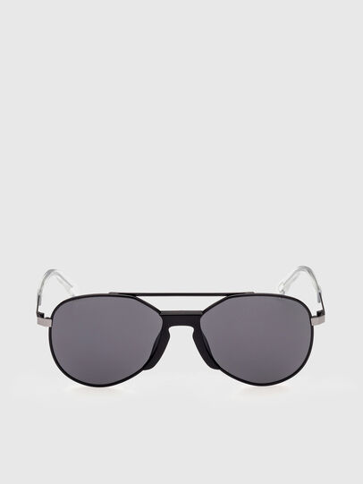 Diesel - DL0339, Black - Sunglasses - Image 1
