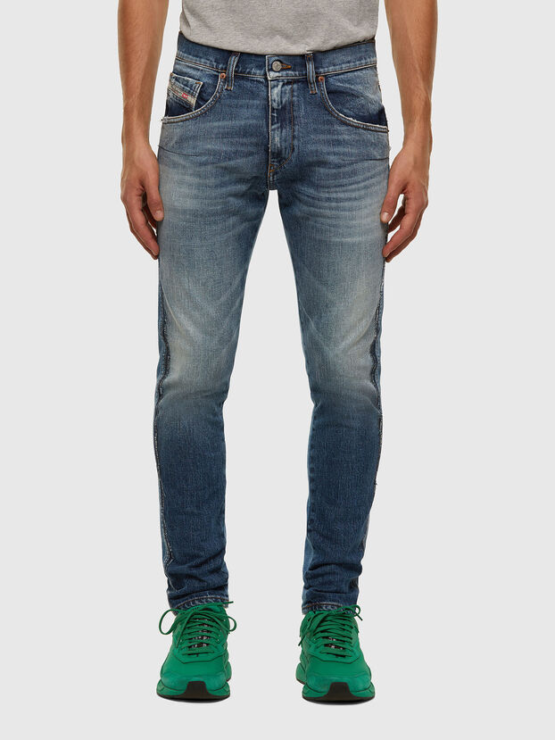 D-Strukt 009GE, Medium blue - Jeans