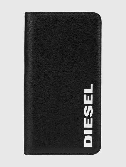 Diesel - DIPH-037-BKLVL, Black - Flip covers - Image 4