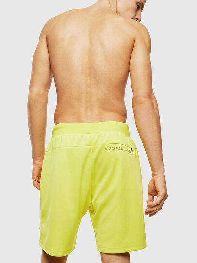 Diesel - BMOWT-FLOATSHORT, Green Fluo - Out of water - Image 2