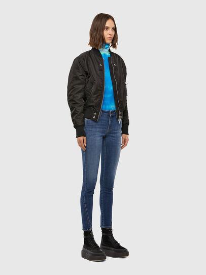 Diesel - D-Jevel 009JK, Medium blue - Jeans - Image 6