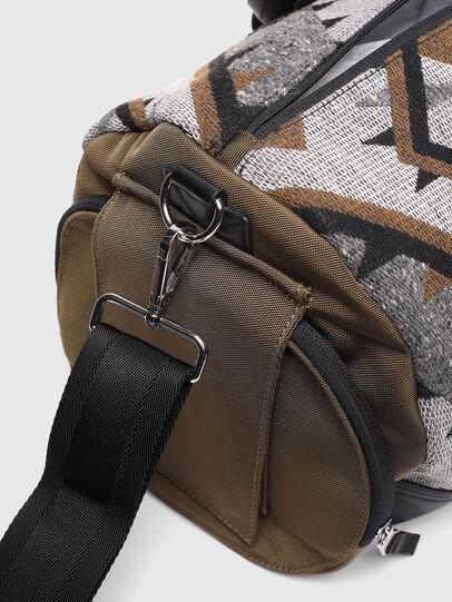 Diesel - YAVI, Black - Travel Bags - Image 7