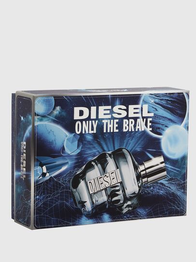 Diesel - ONLY THE BRAVE 75ML GIFT SET, Blue - Only The Brave - Image 3