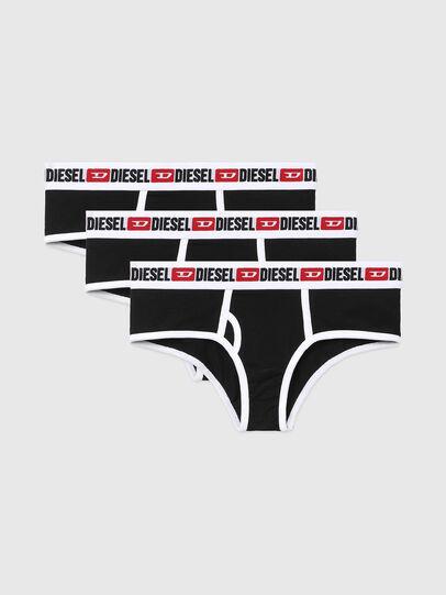 Diesel - UFPN-OXY-THREEPACK, Black - Panties - Image 1