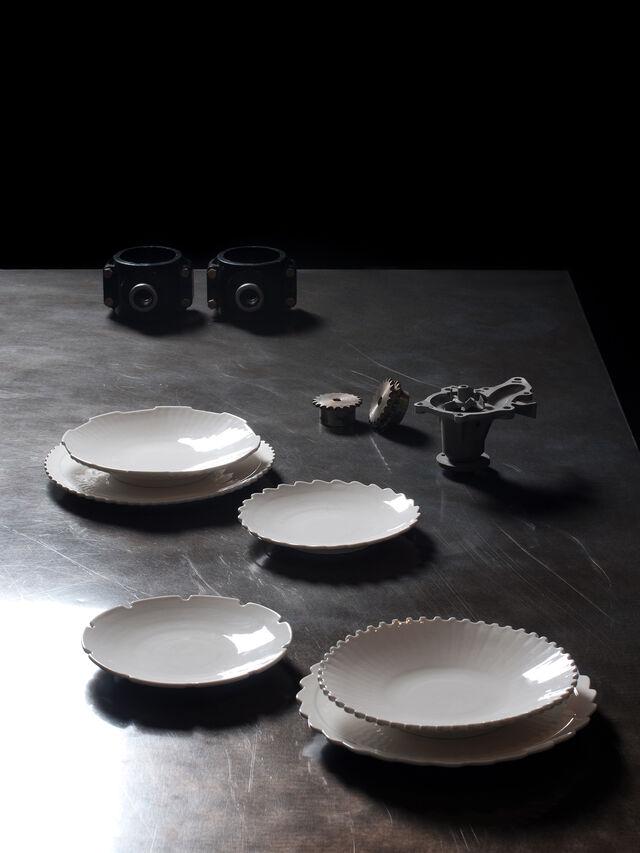 Diesel - 10985 MACHINE COLLEC, White - Plates - Image 3