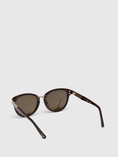 Diesel - DL0234, Brown - Sunglasses - Image 2