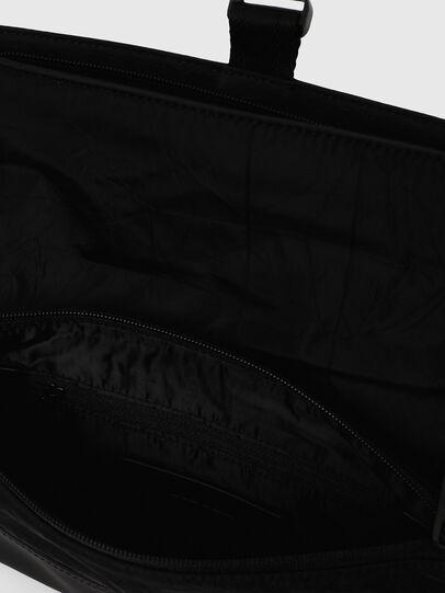 Diesel - ECHINO, Black - Crossbody Bags - Image 4