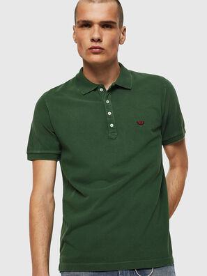 T-NIGHT-NEW, Dark Green - Polos