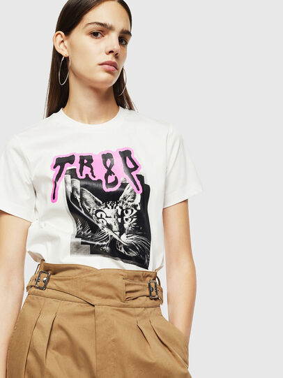 Diesel - T-SILY-YC,  - T-Shirts - Image 4