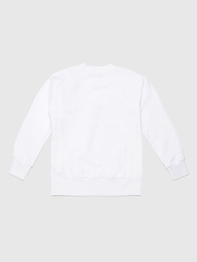 Diesel - SUNG OVER, White - Sweaters - Image 2
