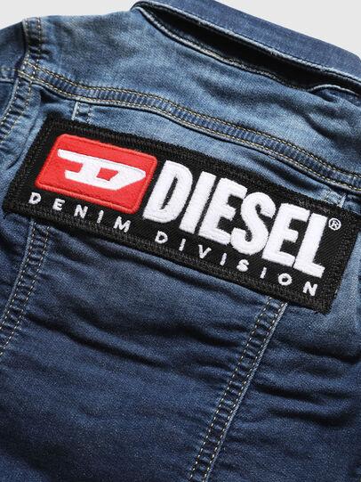 Diesel - JANOB JOGGJEANS, Medium blue - Jackets - Image 5
