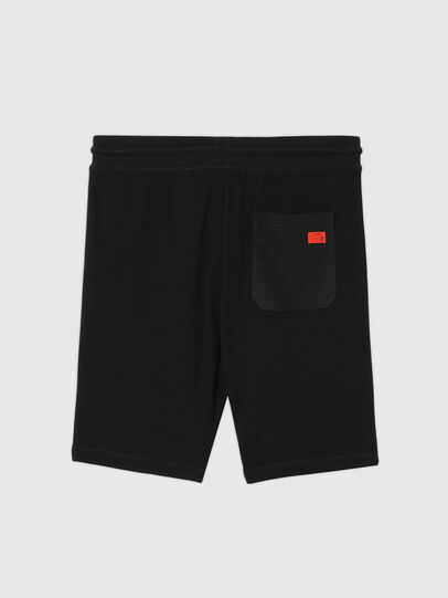 Diesel - UMLB-PAN-W, Black - Pants - Image 2