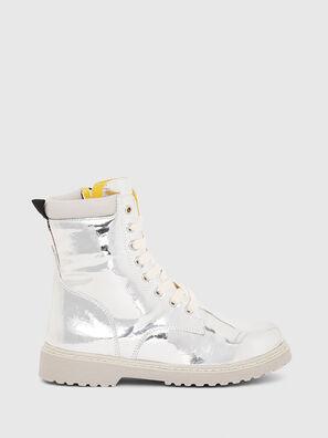 HB LACE UP 04 YO,  - Footwear