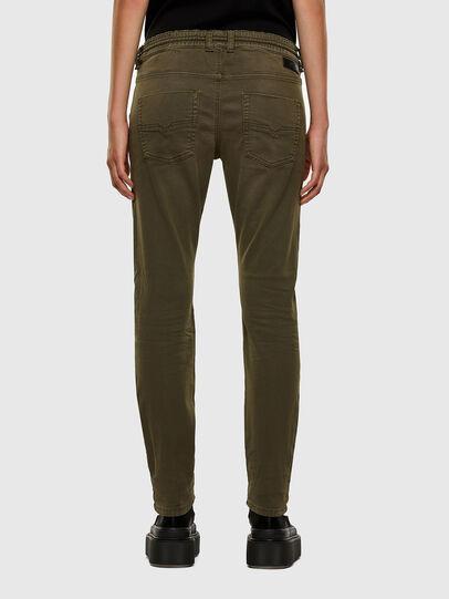Diesel - Krailey JoggJeans 0670M, Military Green - Jeans - Image 2