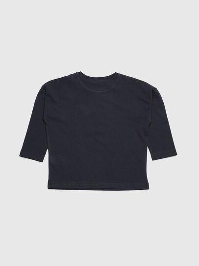 Diesel - TAIZAB-R, Dark Blue - T-shirts and Tops - Image 2
