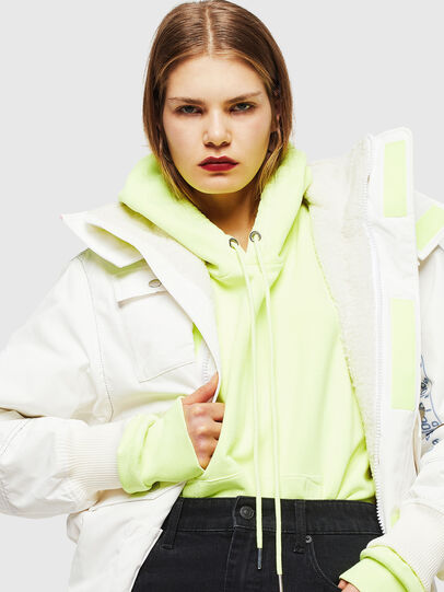 Diesel - W-OKSO,  - Winter Jackets - Image 5