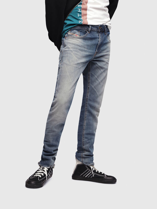 Diesel - Thommer 087AY, Medium blue - Jeans - Image 1