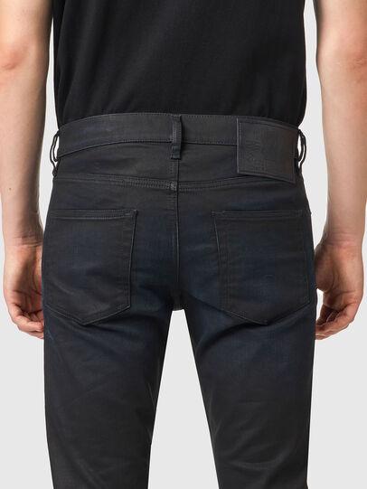 Diesel - D-Strukt JoggJeans® 069XN, Black/Dark grey - Jeans - Image 4