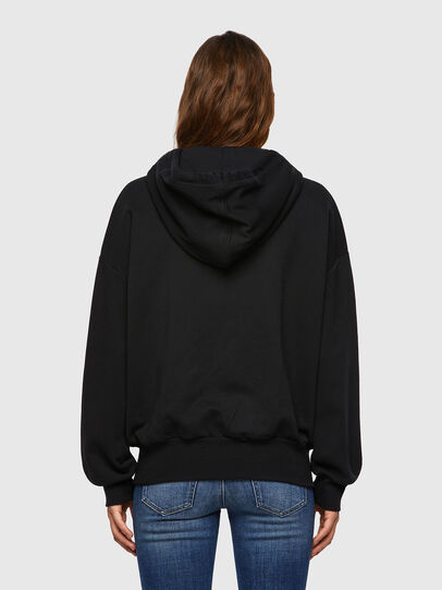 Diesel - F-MAGDALENA-B2, Black - Sweaters - Image 2