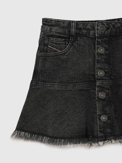 Diesel - GEBETHY, Black - Skirts - Image 3