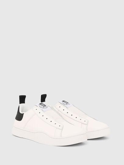 Diesel - S-CLEVER SO, White/Black - Sneakers - Image 2