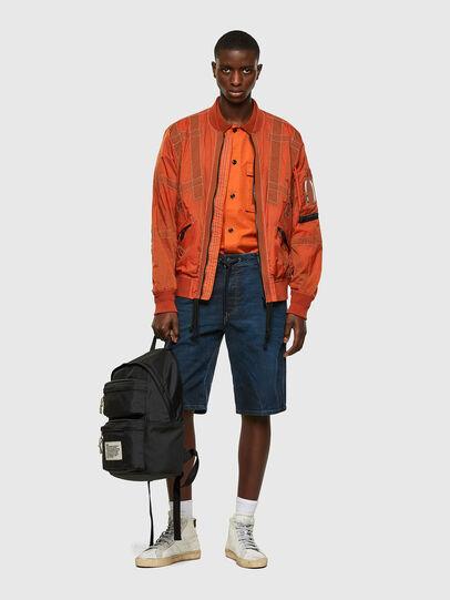 Diesel - RODYO FP, Black - Backpacks - Image 6