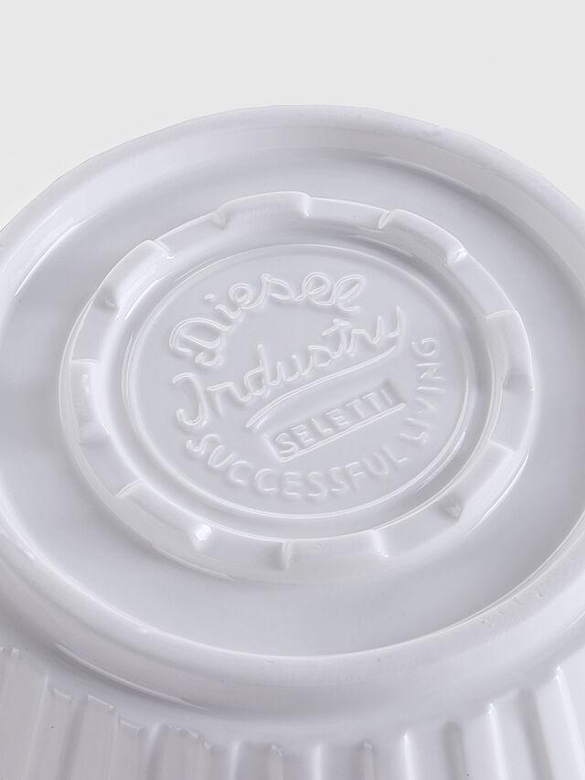 Diesel - 10979 MACHINE COLLEC, White - Bowl - Image 3